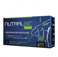 Nutralgic Muscle Comprimés Décontractant Musculaire B/14 à BU