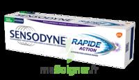 Sensodyne Rapide Pâte Dentifrice Dents Sensibles 75ml à BU