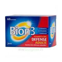 Bion 3 Défense Adulte Comprimés B/60 à BU