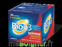 Bion 3 Défense Junior Comprimés à croquer framboise B/30 à BU