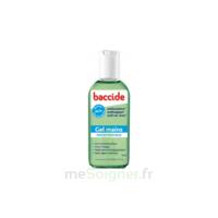 Baccide Gel mains désinfectant Fraicheur 100ml à BU