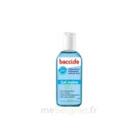 Baccide Gel mains désinfectant sans rinçage 75ml à BU