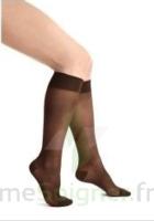Thuasne Venoflex Secret 2 Chaussette Femme Beige Bronzant T3l à BU
