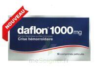 Daflon 1000 mg Comprimés pelliculés Plq/18 à BU