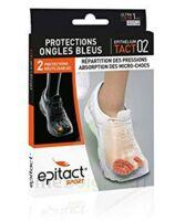 EPITACT SPORT PROTECTIONS ONGLES BLEUS EPITHELIUMTACT 02, médium à BU