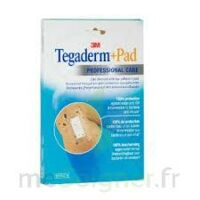 Tegaderm + Pad, 9 Cm X 15 Cm , Bt 5 à BU