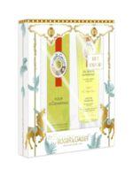 Roger & Gallet Coffret Eau Parfumée Bienfaisante Fleur d'Osmanthus 30 ml + Gel Douche Euphorisant 50 ml à BU