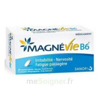 Magnevie B6 100 mg/10 mg Comprimés pelliculés Plaq/60 à BU