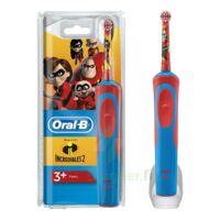 Oral B Incredibles 2 Brosse Dents électrique Enfant 3ans Et+ à BU