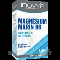 Magnésium marin B6 Gélules B/60 à BU