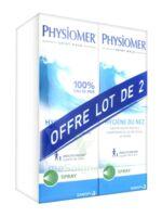 Physiomer Solution nasale adulte enfant 2*Sprays/135ml à BU
