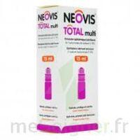 Neovis Total Multi S Ophtalmique Lubrifiante Pour Instillation Oculaire Fl/15ml à BU