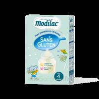 Modilac Céréales Farine Sans gluten à partir de 4 mois B/300g à BU