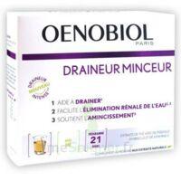 Oenobiol Draineur Poudre Thé Sticks/21 à BU
