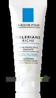 Toleriane Crème riche peau intolérante sèche 40ml à BU