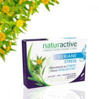 Naturactive Seriane Stress 30gélules à BU