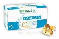 Ysomega 1 g Caps molle Plq/60
