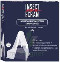 Insect Ecran Moustiquaire Imprégnée 2 Places Adulte à BU