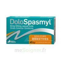 DOLOSPASMYL 60 mg/300 mg Caps molle Plq PVC/alu/20 à BU