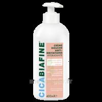 Cicabiafine Crème Douche Anti-irritations Bouteille Fl Pompe/400ml à BU