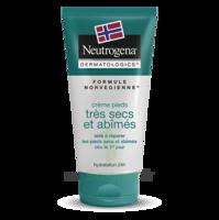 Neutrogena Crème pieds très secs et abîmés T/150ml à BU