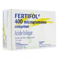 Fertifol 400 µg Cpr Plq/90 à BU