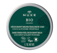 Nuxe Bio Déodorant Baume Fraîcheur 24h Toutes Peaux Pot/50g à BU