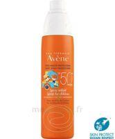 Avène Eau Thermale Solaire Spray Enfant 50+ 200ml à BU