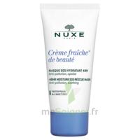 Crème Fraiche® De Beauté - Masque Hydratant 48h Et Anti-pollution50ml à BU
