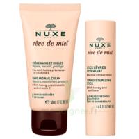 Rêve De Miel Crème Mains Et Ongles + Stick Lèvres Hydratant à BU