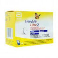 Freestyle Libre 2 Capteur à BU