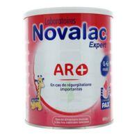 Novalac Expert Ar + 0-6 Mois Lait En Poudre B/800g à BU