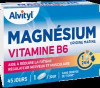 Govital Magnésium Vitamine B6 Comprimés B/45 à BU