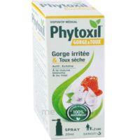 Phytoxil Gorge Et Toux Spray Fl/20ml à BU
