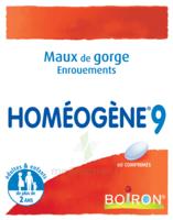 Boiron Homéogène 9 Comprimés à BU