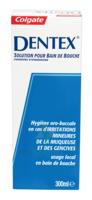 Dentex Solution Pour Bain Bouche Fl/300ml à BU