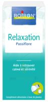 Boiron Relaxation Passiflore Extraits De Plantes Fl/60ml à BU