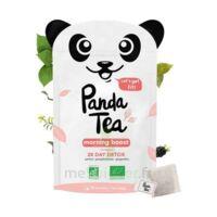 Panda Tea Morning Boost Detox 28 Sachets à BU