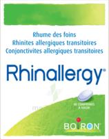 Boiron Rhinallergy Comprimés B/40 à BU