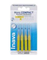 Inava Brossettes Mono-compact Jaune Iso 2 1mm à BU