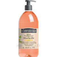 Savon De Marseille Liquide Fleur D'oranger 1l à BU