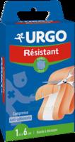 Urgo Résistant Pansement Bande à Découper Antiseptique 6cm*1m à BU