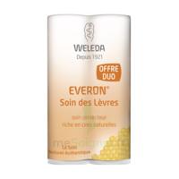 Weleda Duo Soin Des Lèvres Everon® 9,6ml à BU