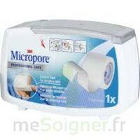 Micropore Sparadrap Microporeux 25mmx5m DÉvidoir à BU