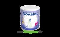 Novalac 2 Lait En Poudre 2ème âge B/800g à BU