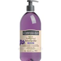 Acheter Le Comptoir du Bain Savon de Marseille Violette 1L à BU
