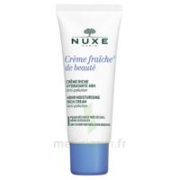 Crème Fraiche® De Beauté - Crème Riche Hydratante 48h Et Anti-pollution30ml à BU
