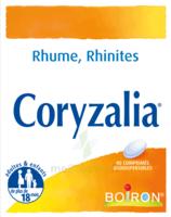 Boiron Coryzalia Comprimés orodispersibles à BU