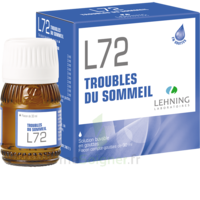 Lehning L72 Solution Buvable En Gouttes 1fl/30ml à BU