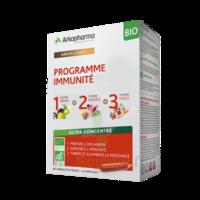 Arkofluides Bio Ultraextract Coffret Programme Immunité 3x10 Ampoules/10ml à BU